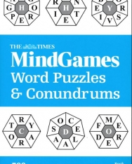 The Times MindGames Word Puzzles and Conundrums Book 2 - 500 brain-crunching puzzles, featuring 5 popular mind games
