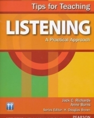 Tips for Teaching Listening - A Practical Approach - with MP3 Audio CD