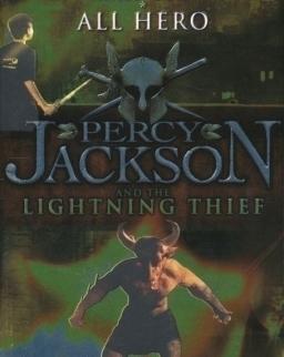Rick Riordan: Percy Jackson and the Lightning Thief - Percy Jackson 1