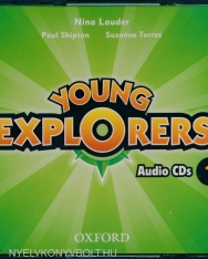 Young Explorers level 1 Audio CD's