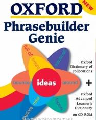 OXFORD PHRASEBUILDER GENIE CD-ROM