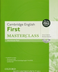 Cambridge English First Masterclass Workbook Pack with MultiROM - For the 2015 exam