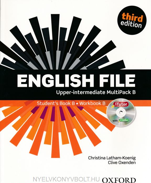 English File - 3rd Edition - Upper-Intermediate Multipack B with iTutor DVD-Rom