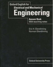 Oxford English for Electrical and Mechanical Engineering Answer Book with Teaching Notes