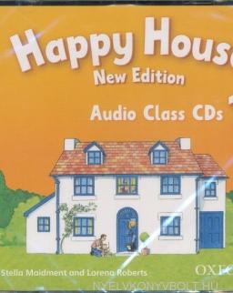 New Happy House 1 Class Audio CD