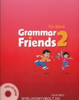 Grammar Friends 2 Student's Book with CD-ROM