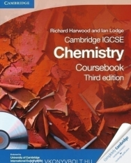Cambridge IGCSE Chemistry Coursebook with CD-ROM - Third Edition