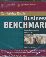 Business Benchmark Upper-Intermediate - BEC Vantage Edition Audio CDs