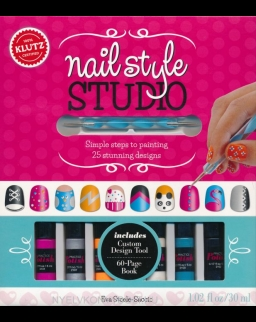 Nail Style Studio - Simple teps to painting - 25 Stunning Designs