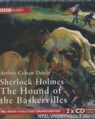 Sir Arthur Conan Doyle: The Hound of the Baskervilles - Audio Book CD