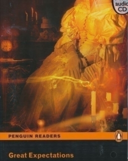 Great Expectations with MP3 audio CD - Penguin Readers level 6