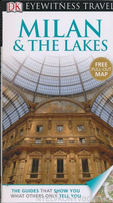 DK Eyewitness Travel Guide - Milan & The Lakes