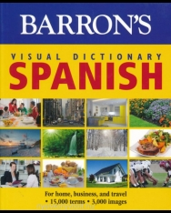 Barron's Visual Dictionary - Spanish
