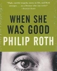 Philip Roth: When She Was Good - Unabridged Audio Book (10 CDs)