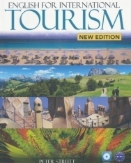 English for International Tourism Intermediate Coursebook with DVD-ROM - New Edition