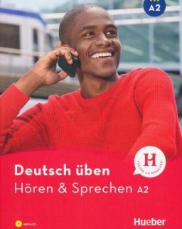 Deutsch Üben: Hören & Sprechen A2 Buch mit MP3-CD