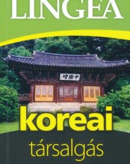 Koreai társalgás - Szótárral és nyelvtani áttekintéssel