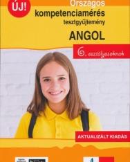 Országos kompetenciamérés tesztgyűjtemény angol nyelv 6. osztályosoknak - Aktualizált kiadás