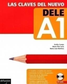 Las claves del nuevo DELE A1 con CD audio