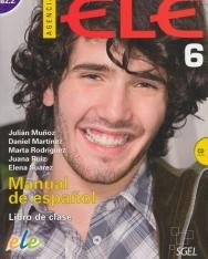 Agencia ELE 6 - Manual de Espanol Libro de clase CD incluido