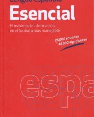 Diccionario de lengua espanola Esencial