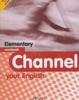 Channel Your English Elementary Workbook with CD/CD-ROM