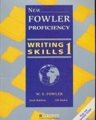 New Fowler Proficiency Writing Skills 1 Student's Book