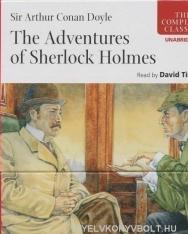Sir Arthur Conan Doyle: The Adventures Of Sherlock Holmes (vol 1-6) - Audio Book CDs