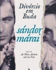 Márai Sándor: Divórcio em Buda (Válás Budán portugál nyelven)