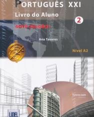 Portugués XXI 2 Livro do Aluno + Caderno de Exercícios Pack Nova Edicao + ficheiros áudio