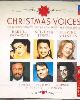 Christmas Voices - 2 CD