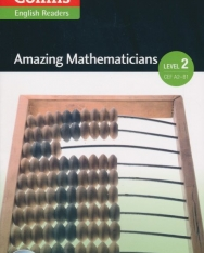 Amazing Mathematicians with MP3 Audio CD - Collins English Readers - Amazing People Level 2