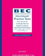 BEC Practice Tests Preliminary with Key