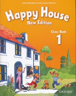 New Happy House 1 Class Book