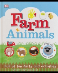Farm Animals: Full of Fun Facts and Activities