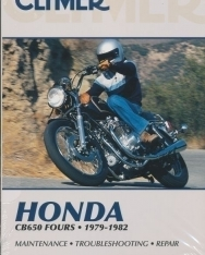 Clymer Honda Cb650 Fours, 1979-1982