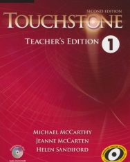 Touchstone 1 Teacher's Edition Second Edition with Audio CD/CD-ROM