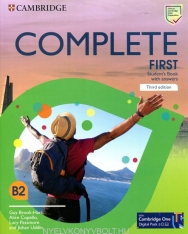 Complete First Student's Book with Answers - Third Edition