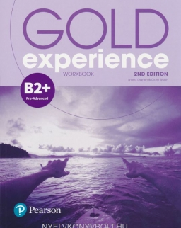 Gold Experience 2nd Edition Level B2+ Workbook