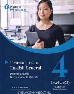 PTE Practice Tests Plus General level 4 - C1  - Paper Based Test without Key and Student's Resources
