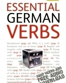 Teach Yourself - Essential German Verbs