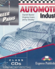 Career Paths - Automotive Industry Audio CDs (2)