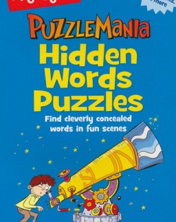 PuzzleMania - Hidden Words Puzzles: Find cleverly concealed words in fun scenes