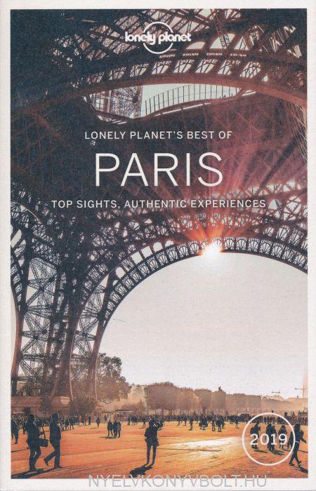 Lonely Planet Best of Paris 2019