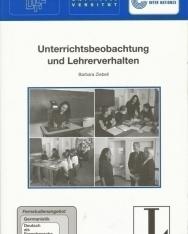 Unterrichtsbeobachtung und Lehrerverhalten
