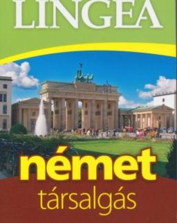 Német társalgás szótárral és nyelvtani áttekintéssel