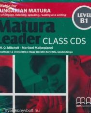 Matura Leader Level B1 Class Audio CDs