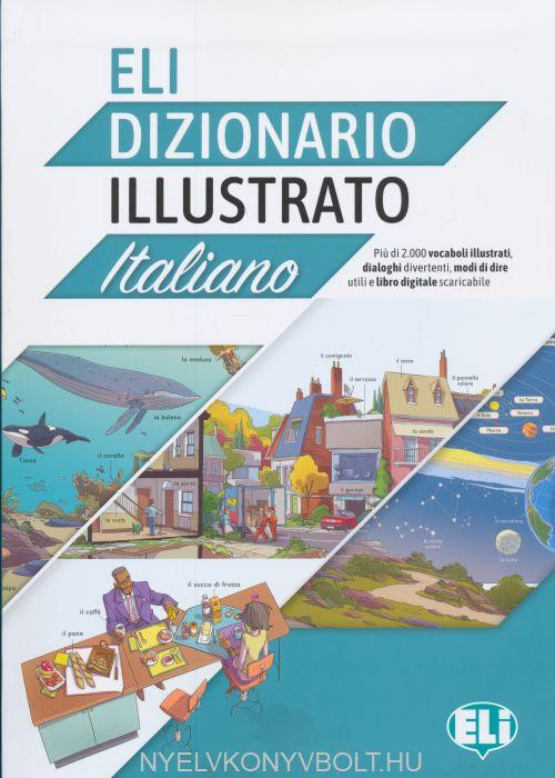 ELI Dizionario illustrato + Libro digitale online