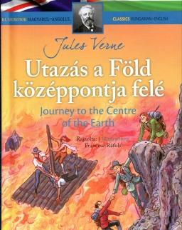 Jules Verne: Journey to the Centre of the Earth - Utazás a Föld középpontja felé