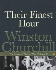 Winston Churchill: Their Finest Hour - The Second World War volume II